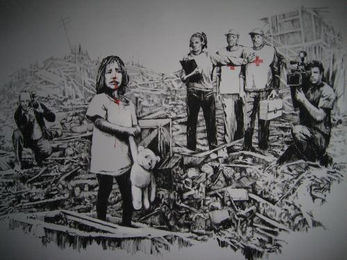 banksy_red_cross
