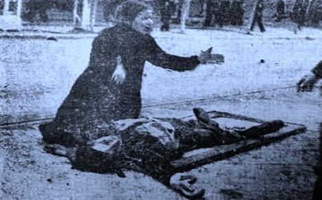 Γιάννης Ρίτσος-Επιτάφιος